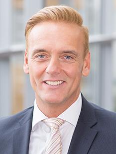 Pressesprecher Christian Arns